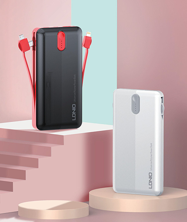 LDNIO POWER BANK